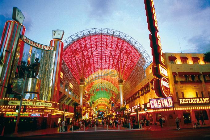 Las Vegas Urlaub Mit Flug