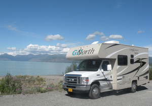 Motorhome 19 ft
