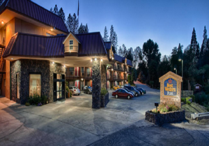 Mariposa - Best Western Plus Yosemite Way Station Motel