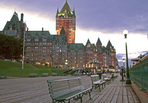 Tagestrip nach Quebec City
