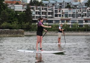 Vancouver Stand Up Paddle Board Tour