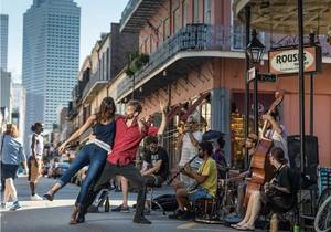 5 Tage New Orleans