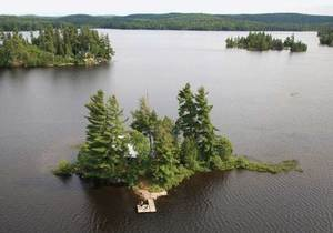 4 Tage Algonquin Park Private Island Retreat