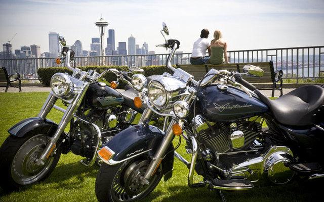 13 Tage Pacific Coast Motorradreise Inkl Flug Motorrad Und